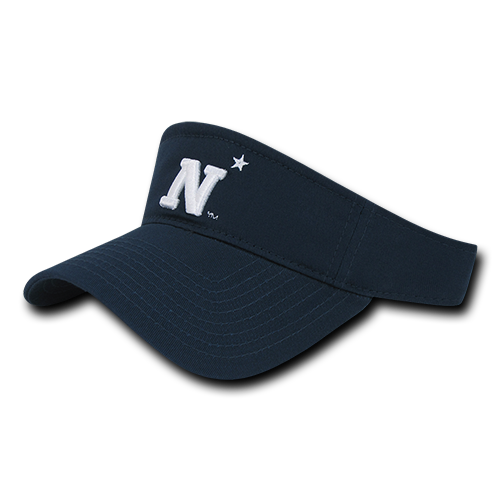 ION College United States Naval Academy Dedication Visor - by W Republic