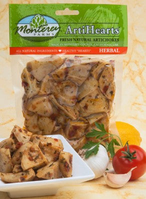 ION Nutrition Monterey Farms Herbal ArtiHearts Half Case