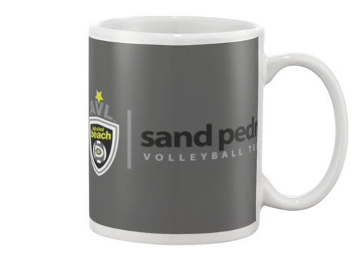 Sand Pedro AVL High School Beverage Mug