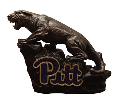 ION College University of Pittsburgh Panther Stone Mascot