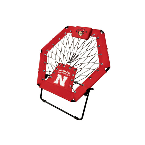 ION Furniture University of Nebraska Premium Bungee Chair