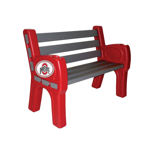 ION Furniture Ohio State University Park Bench