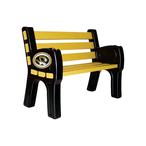 ION Furniture University of Missouri Park Bench