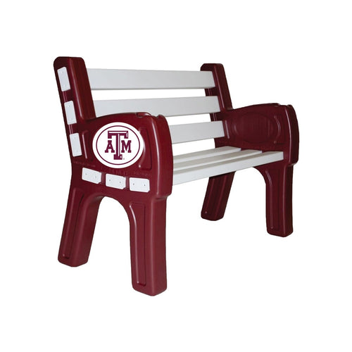ION Furniture Texas A&M University Park Bench
