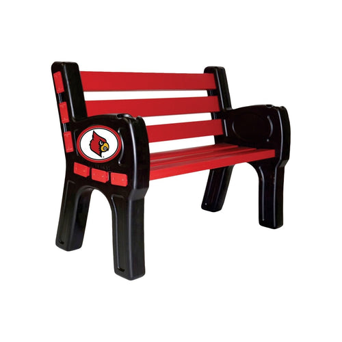 ION Furniture University of Louisville Park Bench