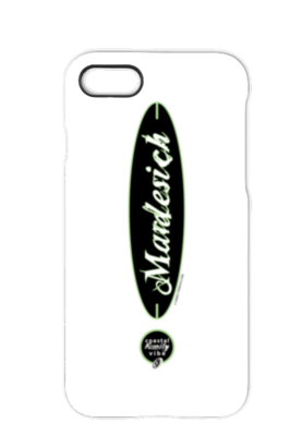Family Famous Mardesich Surfclaimation iPhone 7 Case