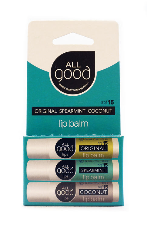 ION Health All Good Three Pack Lips - BACK IN STOCK MID-JAN