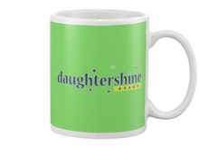 Daughtershine Brand Logo Beverage Mug
