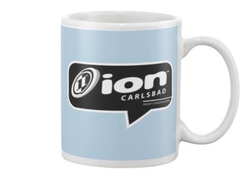 ION Carlsbad Conversation Beverage Mug