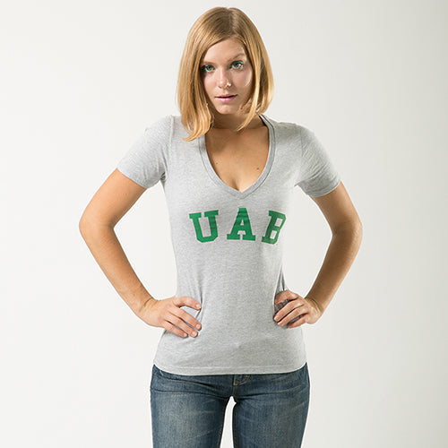 ION College University of Alabama at Birmingham Gamation Women's Tee - by W Republic