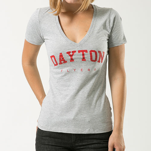 ION College University of Dayton Gamation Women's Tee - by W Republic