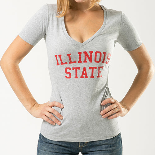 ION College Illinois State University Gamation Women's Tee - by W Republic