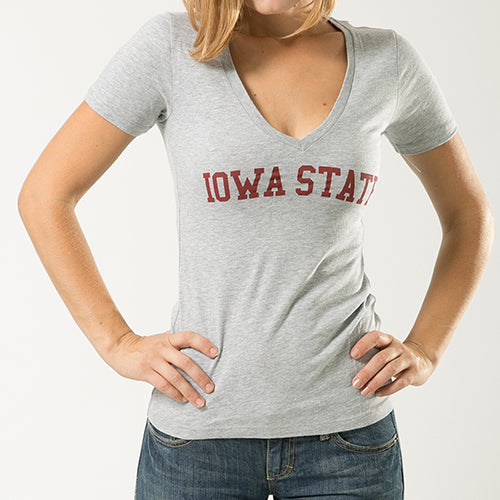 ION College Iowa State University Gamation Women's Tee - by W Republic
