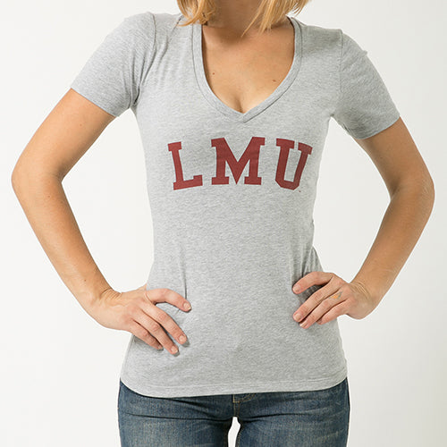 ION College Loyola Marymount University Gamation Women's Tee - by W Republic
