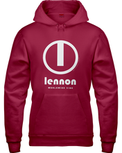 Lennon Authentic Circle Vibe Hoodie