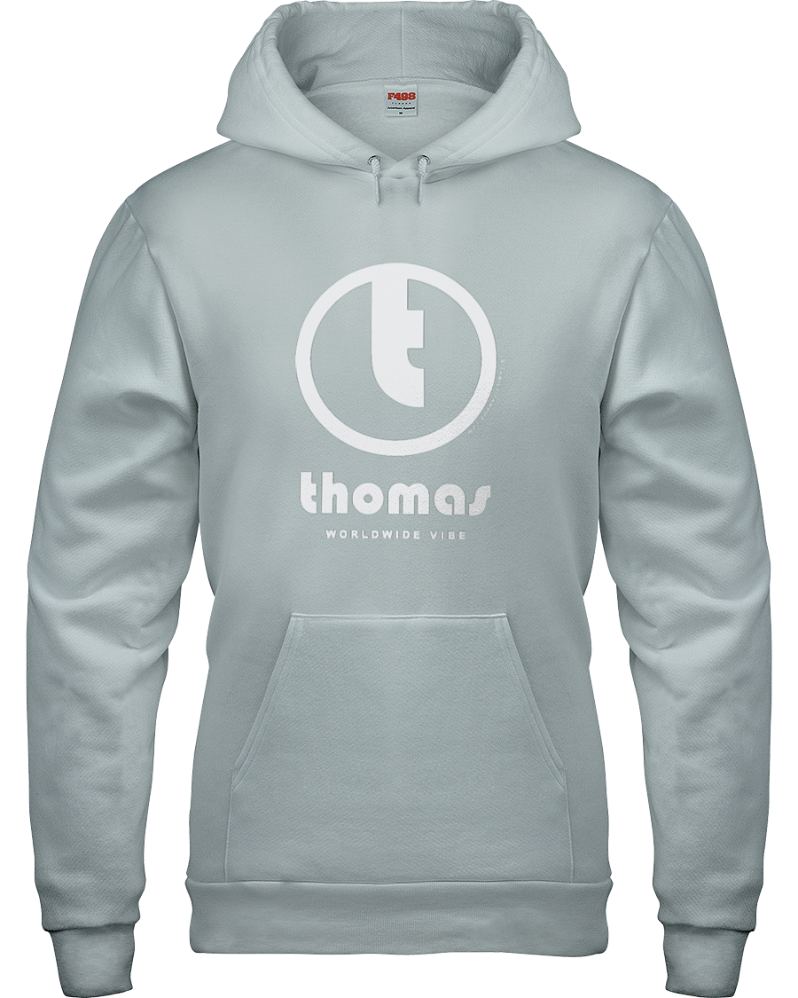 Thomas Authentic Circle Vibe Hoodie