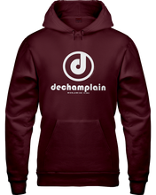 DeChamplain Authentic Circle Vibe Hoodie