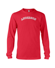 Family Famous Anderson Carch Long Sleeve Tee