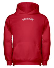 Family Famous Backman Carch Youth Hoodie