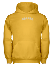 Family Famous Barber Carch Youth Hoodie