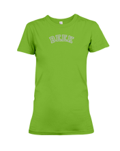 Family Famous Beek Carch Ladies Tee