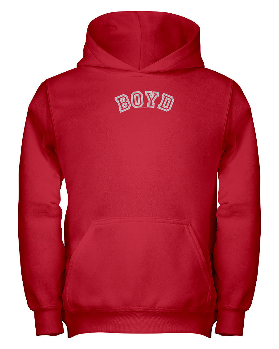 Family Famous Boyd Carch Youth Hoodie