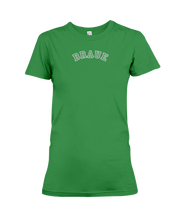 Family Famous Braue Carch Ladies Tee