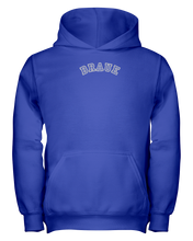 Family Famous Braue Carch Youth Hoodie