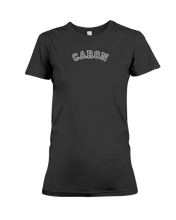 Family Famous Caron Carch Ladies Tee