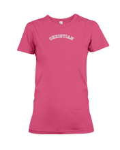 Family Famous Christian Carch Ladies Tee