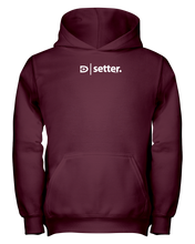Digster Setter Position 01 Youth Hoodie