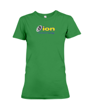 ION The Network of Champions 01 Ladies Tee