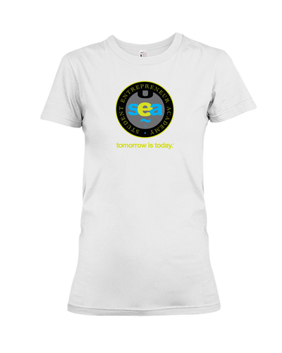 SEA Circle 01 Ladies Tee