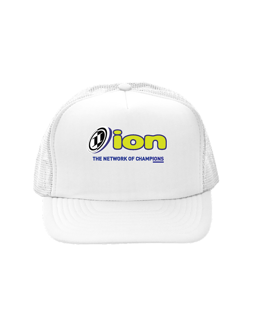 ION The Network of Champions 01 Trucker Cap