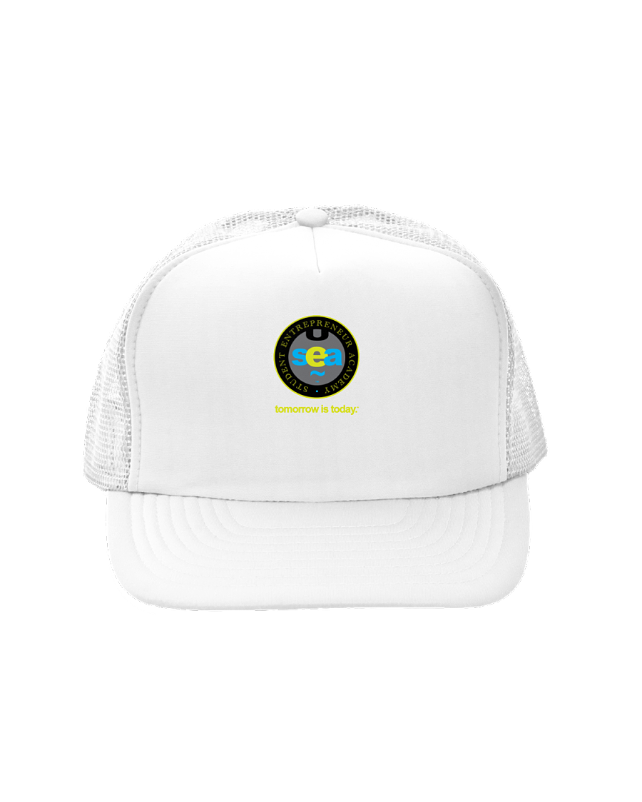 SEA Circle 01 Trucker Cap