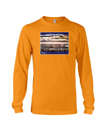 ION San Pedro Toledo Anticipation Long Sleeve Tee