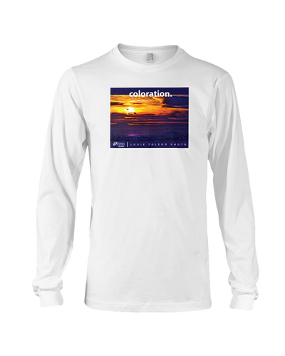 ION San Pedro Toledo Coloration Long Sleeve Tee