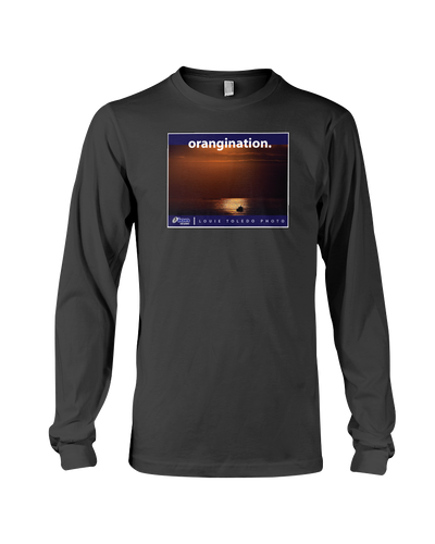 ION San Pedro Toledo Orangination Long Sleeve Tee