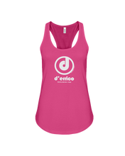D'Errico Authentic Circle Vibe Racerback Tank