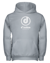 D'Errico Authentic Circle Vibe Youth Hoodie