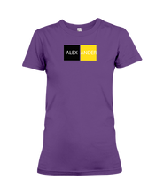 Alexander Dubblock Ladies Tee