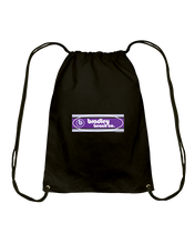 Bradley Beach Co Cotton Drawstring Backpack