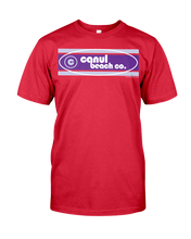 Canul Beach Co Tee