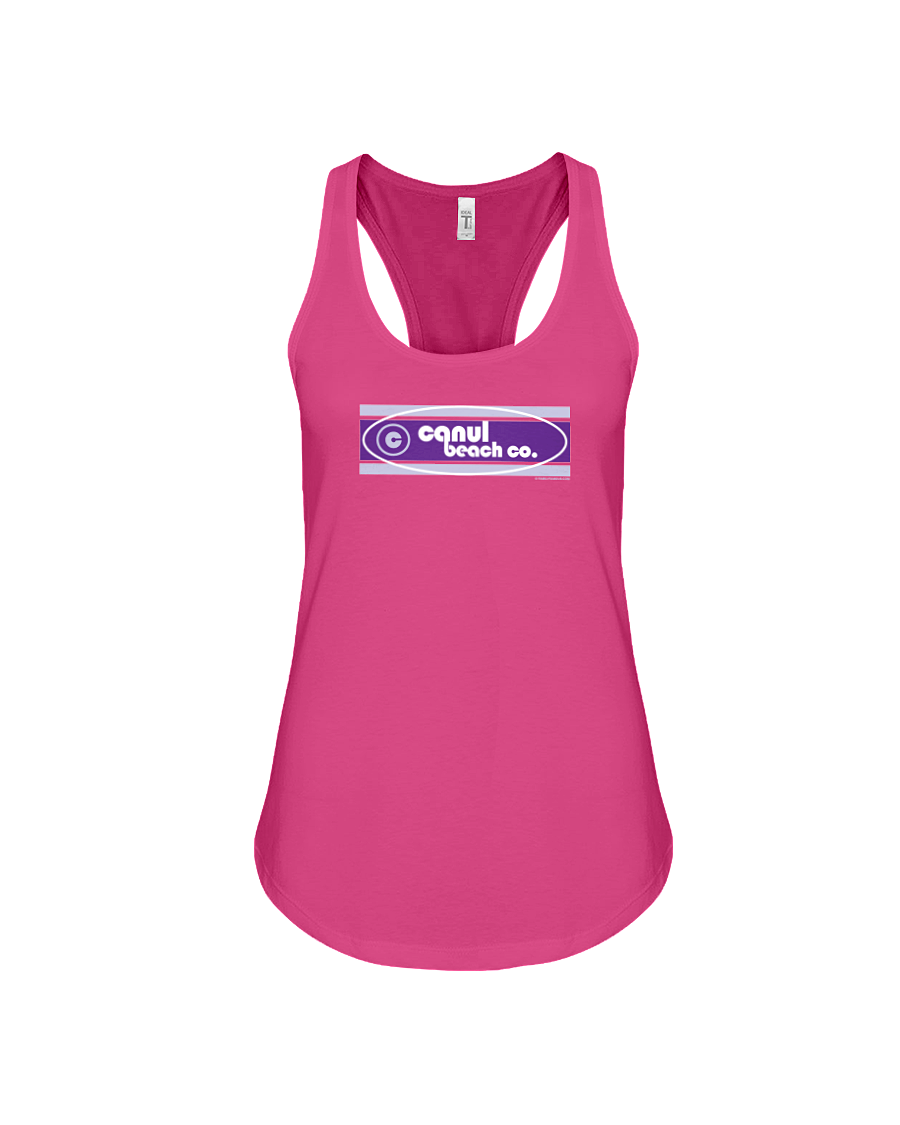 Canul Beach Co Racerback Tank
