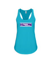 Franco Beach Co Racerback Tank