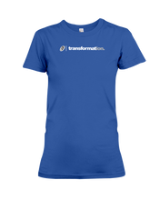 ION Transformation Word 01 Ladies Tee