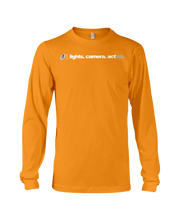 ION Lights Camera Action Word 01 Long Sleeve Tee