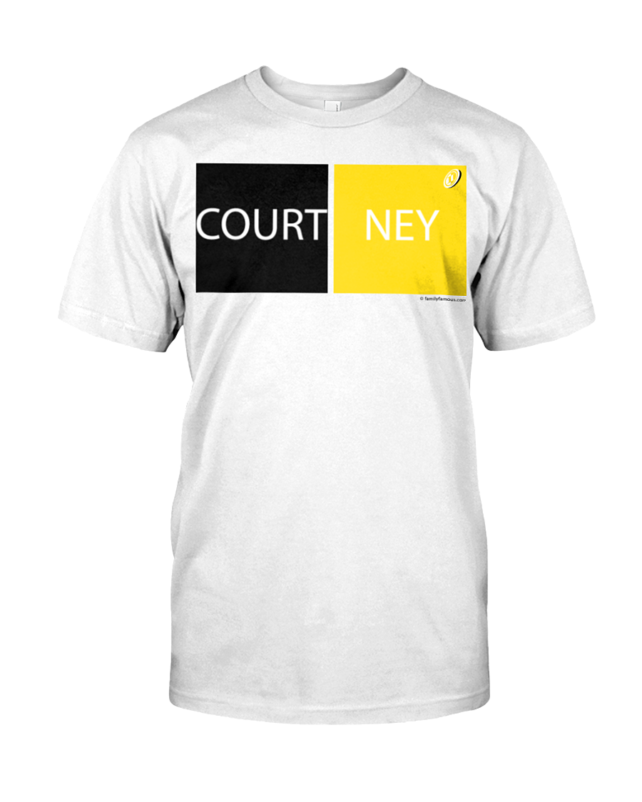 Courtney Dubblock BG Tee