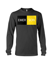 Emerson Dubblock BG Long Sleeve Tee
