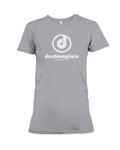 DeChamplain Authentic Circle Vibe Ladies Tee